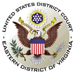 United States District Court Eastern Disctrict of Virginia